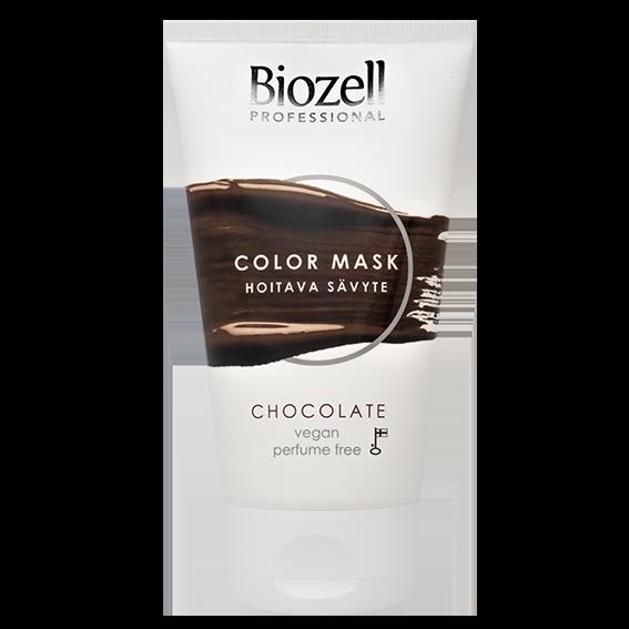 Biozell COLOR MASK Chocolate